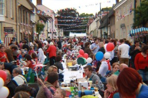 Ixworth Village Street Party